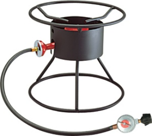 Propane Burner (Single Ring)  $30.00