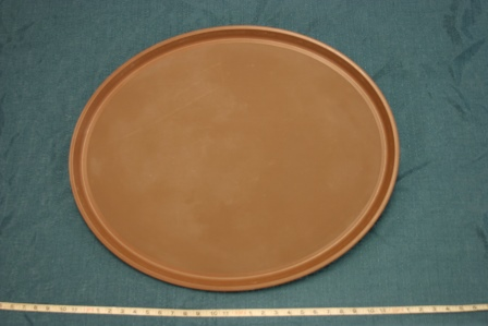 Oval Bussing Tray   $4.50