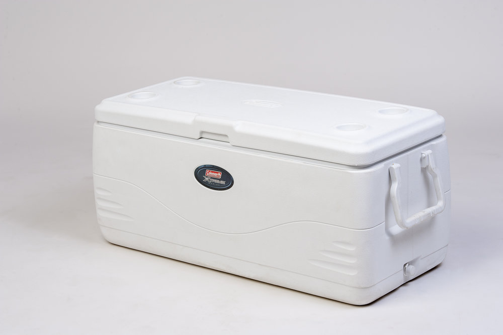 156 Qt. Chest Cooler $30.00