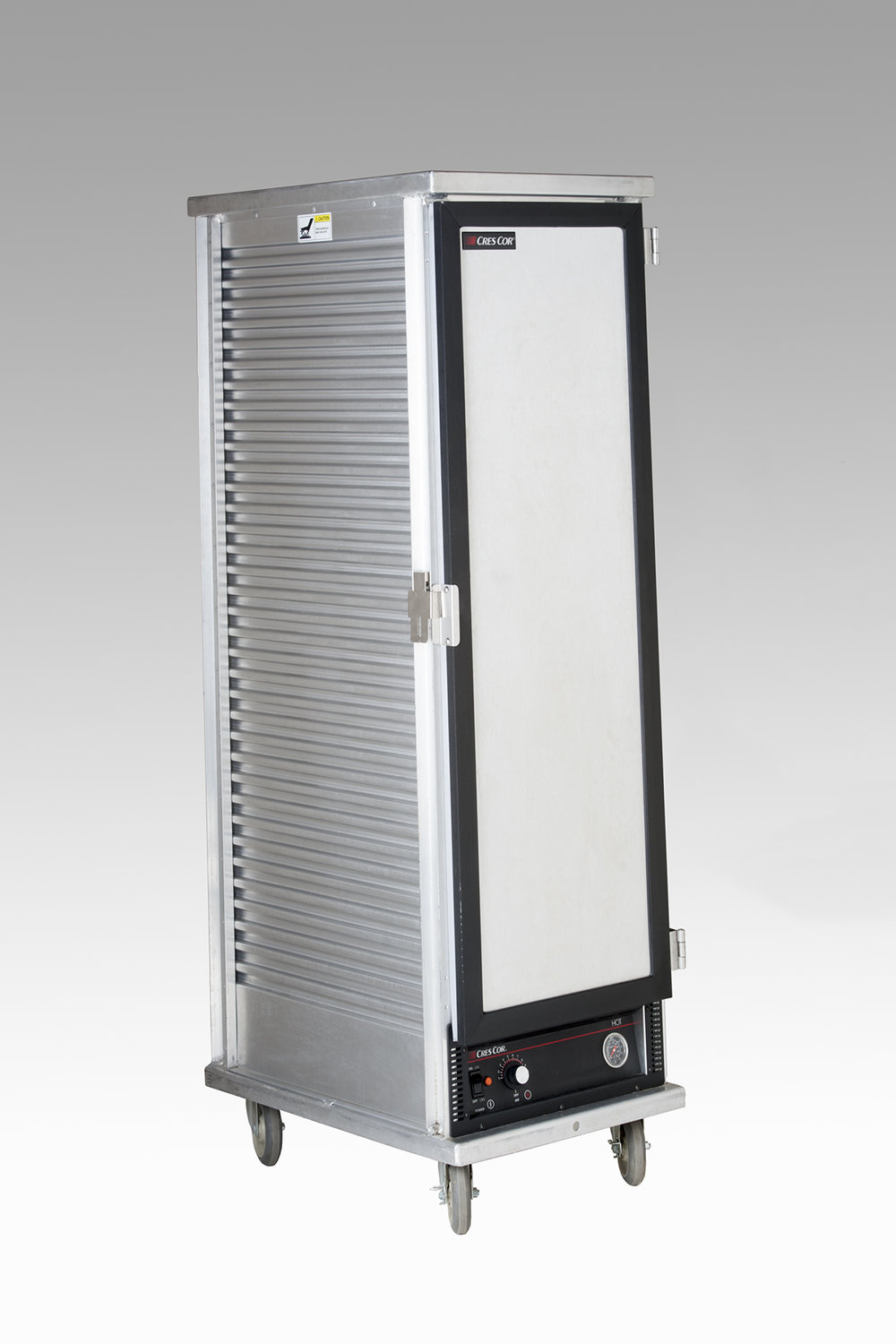 Crescore Electric Heated Cabinet   Space for 36 Sheet Pans  18 amps  $170.00