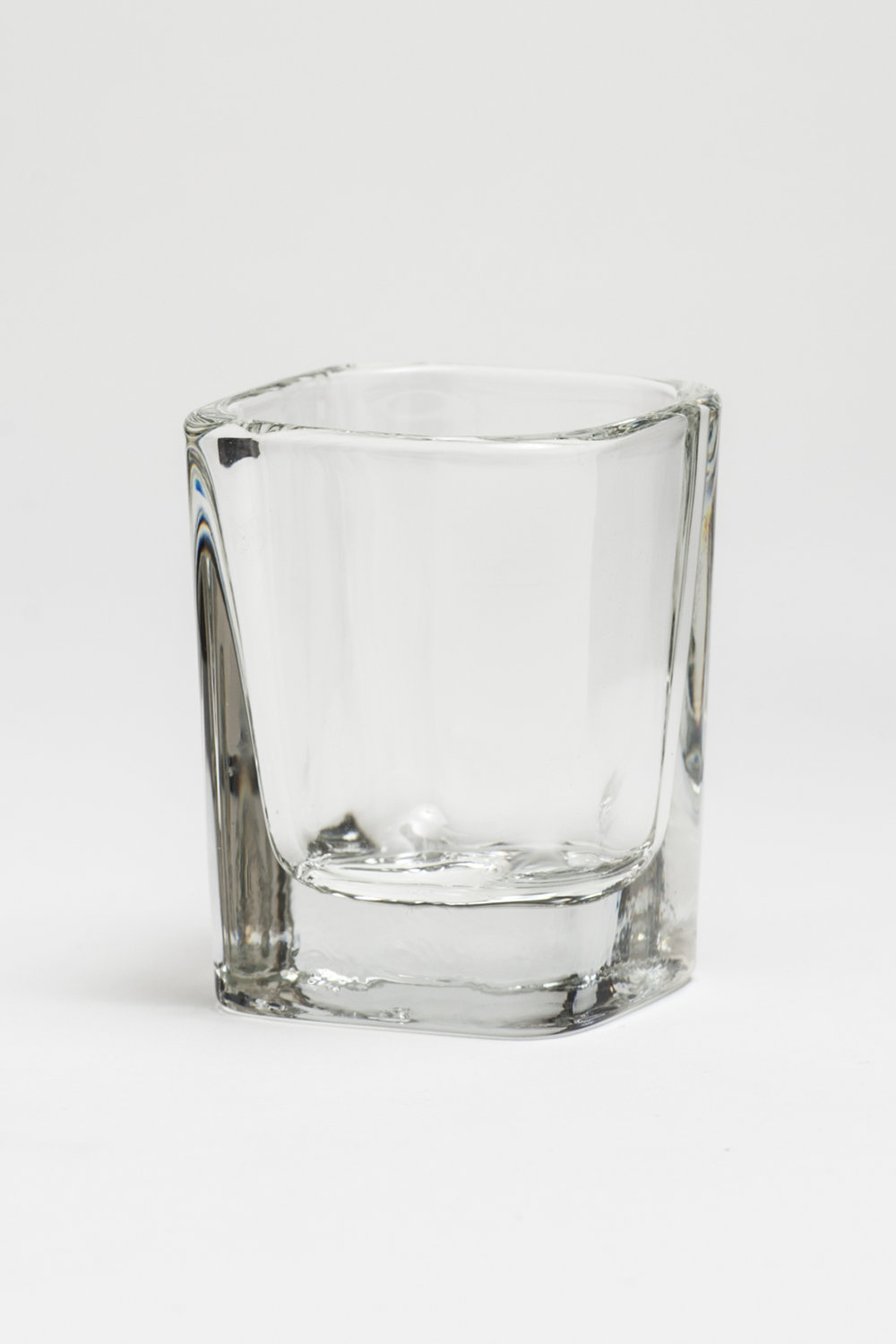 Square Shot Glass 2 oz. $0.69