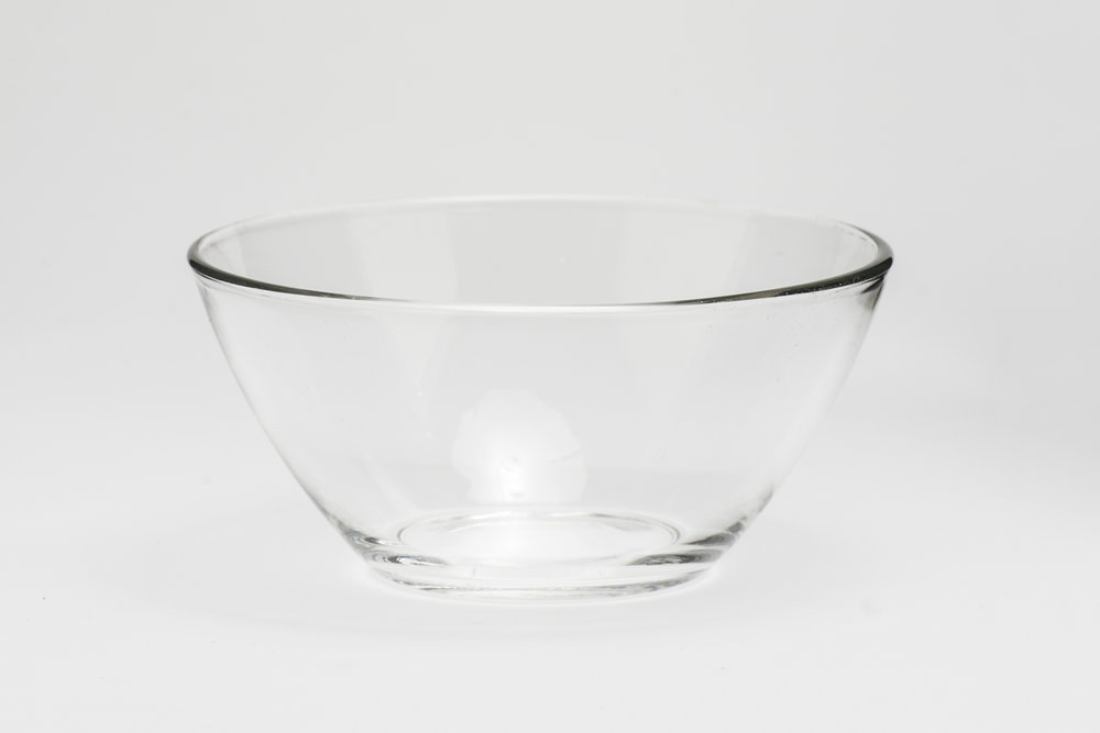 Clear Bowl 13oz. $0.65