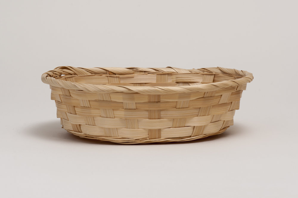 Wicker Bread Basket   $1.00