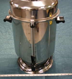 Coffee Brewer/Urn 100 Cup 18 Amps   $45.00