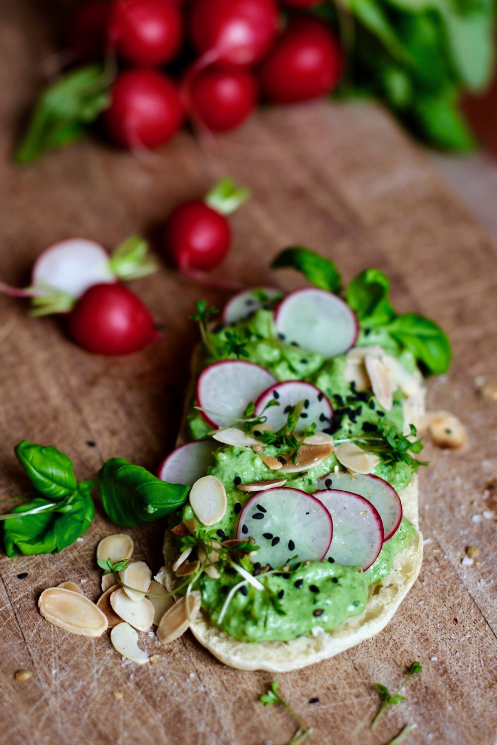 The Journal Off White Goats Dont Lie Tea Tree 300 Ml Healthy Twist On A Potato Salad Also Yummy Green Spread With Yogurt Almonds And Basil Has Been Great Alternative To Classic Avo Toast We