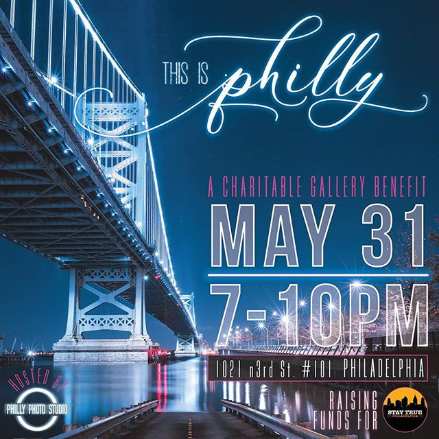 We are so excited to announce that we will be hosting a charity gallery show on May 31st to support the students of Stay True Philadelphia! The gallery show will be from 7pm to 10pm at our studio (1021 N 3rd St Suite 101, Philadelphia, PA 19123). Some of Philly's most inspiring artists have joined us in supporting these incredible kids. Their pieces will be for sale with proceeds benefitting the Stay True student's upcoming summer program. All are welcome! We hope to see you there!