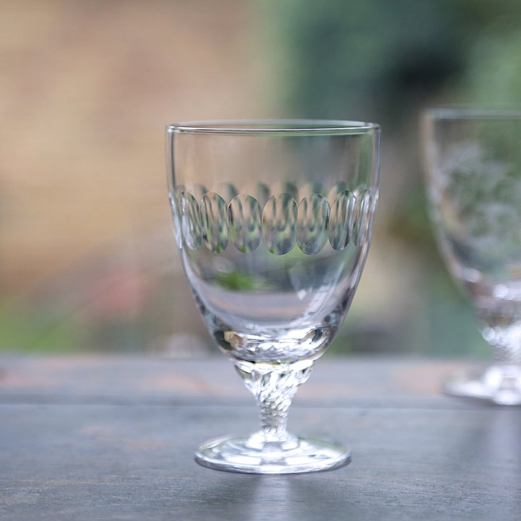LENS: Set of 6  Bistro Wine Glasses