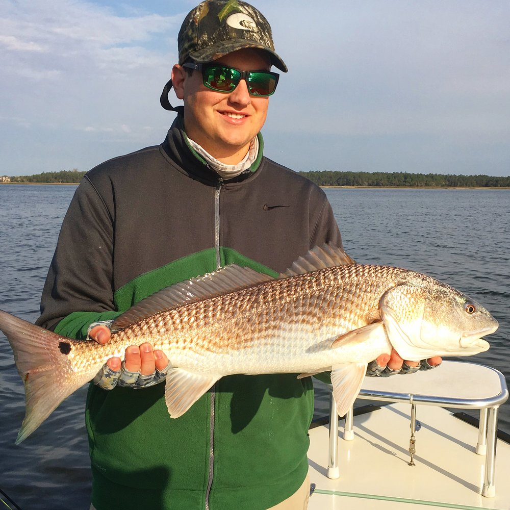 Redfish on Fly!