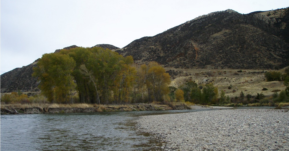 Jefferson River, Montana