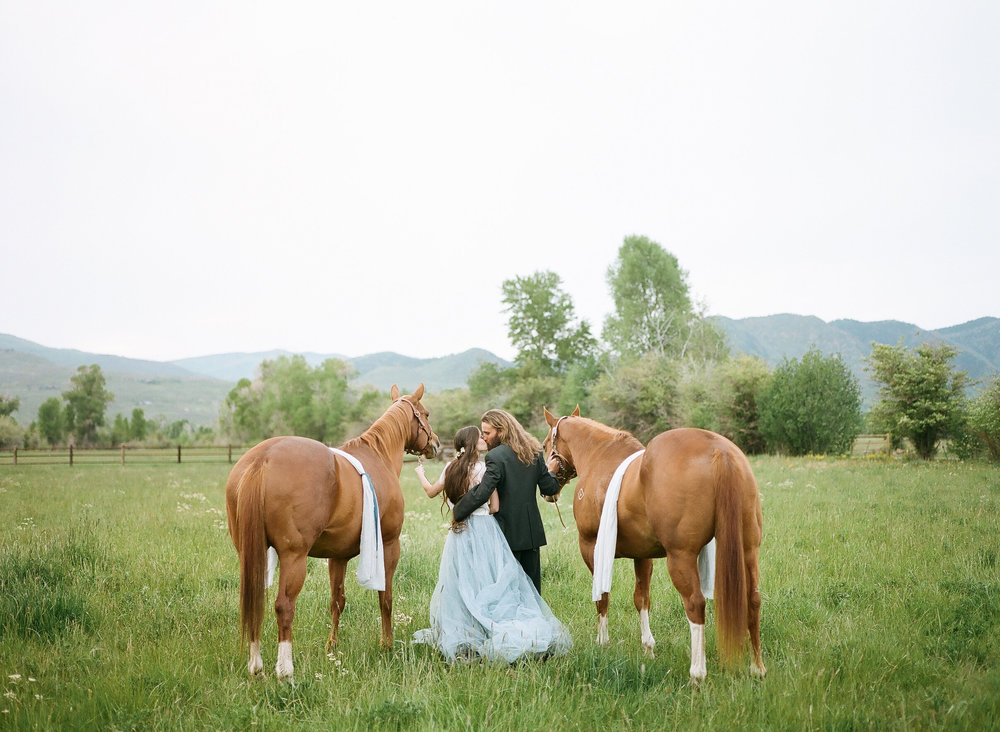 Twilight Moon Ranch Wedding Inspiration | Heather Nan Photography | Utah Wedding Planning and Design | Michelle Leo Events