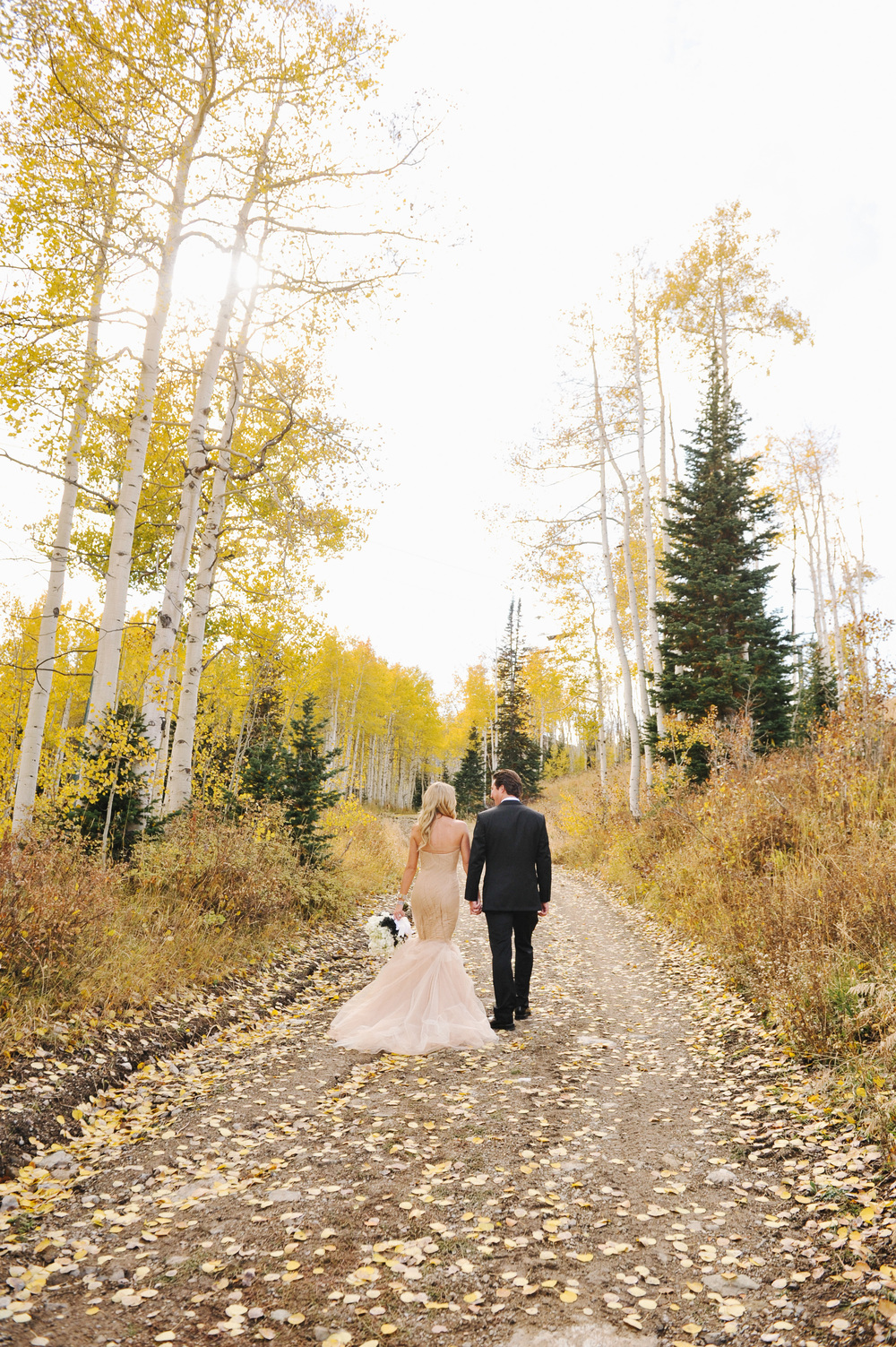 Cozy Autumn Wedding at Montage, Deer Valley | Michelle Leo Events | Utah Wedding Planning and Design | Photographed by Rebekah Westover