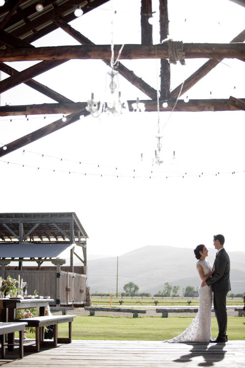 High Star Ranch Wedding in Kamas, Utah | Michelle Leo Events | Kamas Wedding Planning and Design | Britt Chudleigh Photography