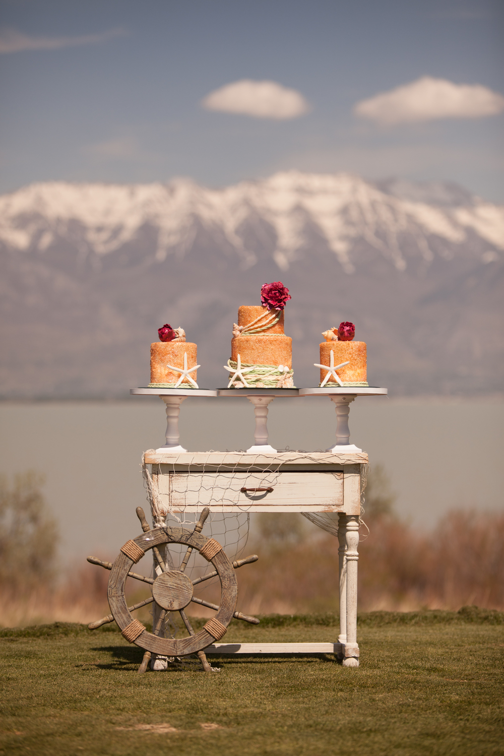 Terra Cooper Photography | Romantic Beach Wedding Inspiration | Michelle Leo Events | Utah Event Design and Planning