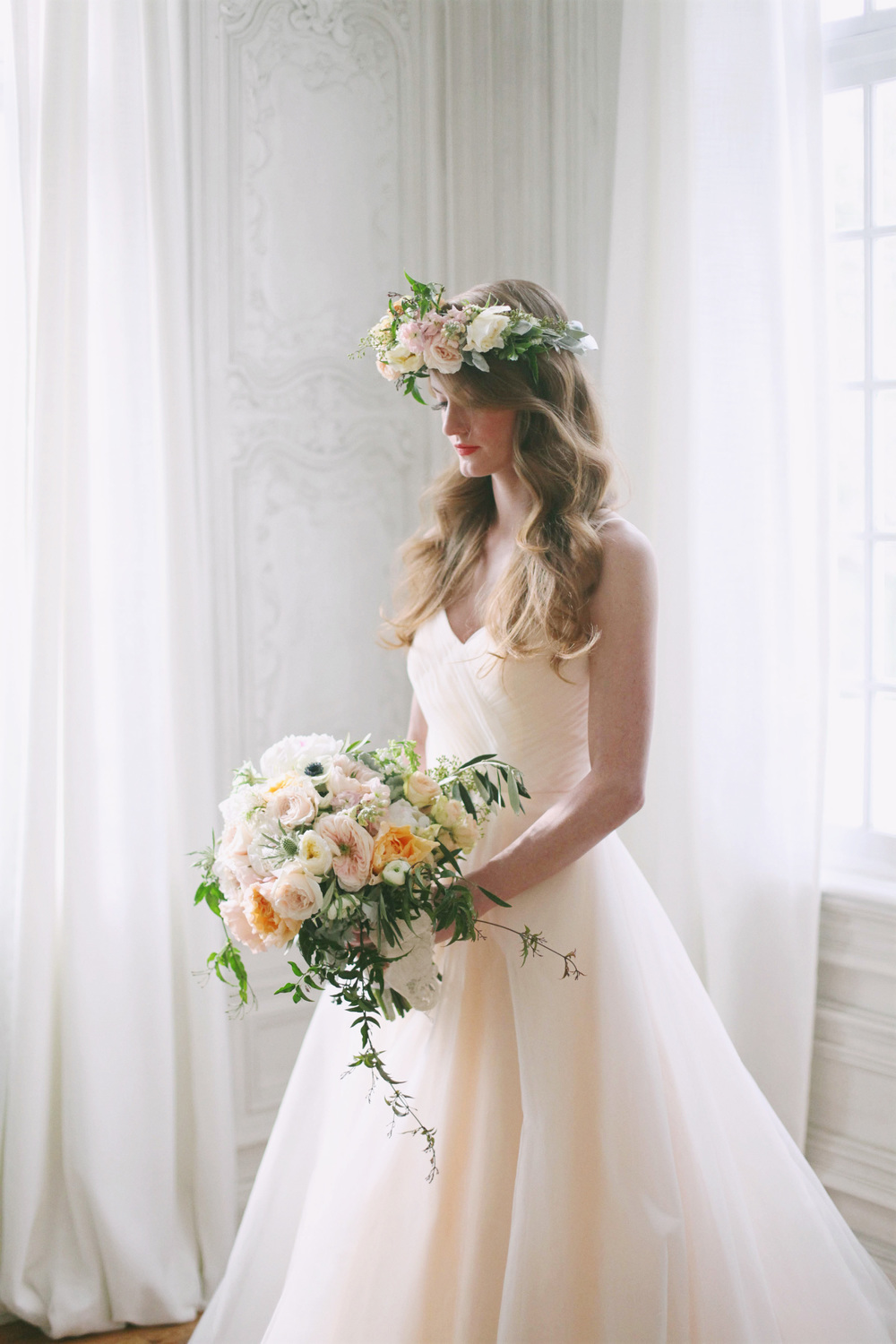 Spring Chateau Wedding Inspiration | Jacque Lynn Photography | Michelle Leo Events | Utah Wedding and Event Design