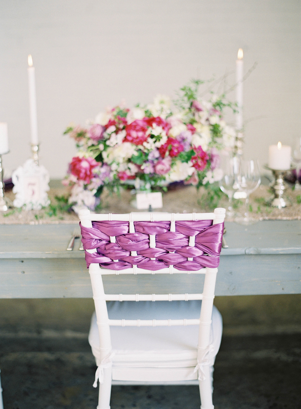 Valentine Orchid Wedding Inspiration | Jacque Lynn Photography | Michelle Leo Events | Utah Wedding and Event Design and Planning