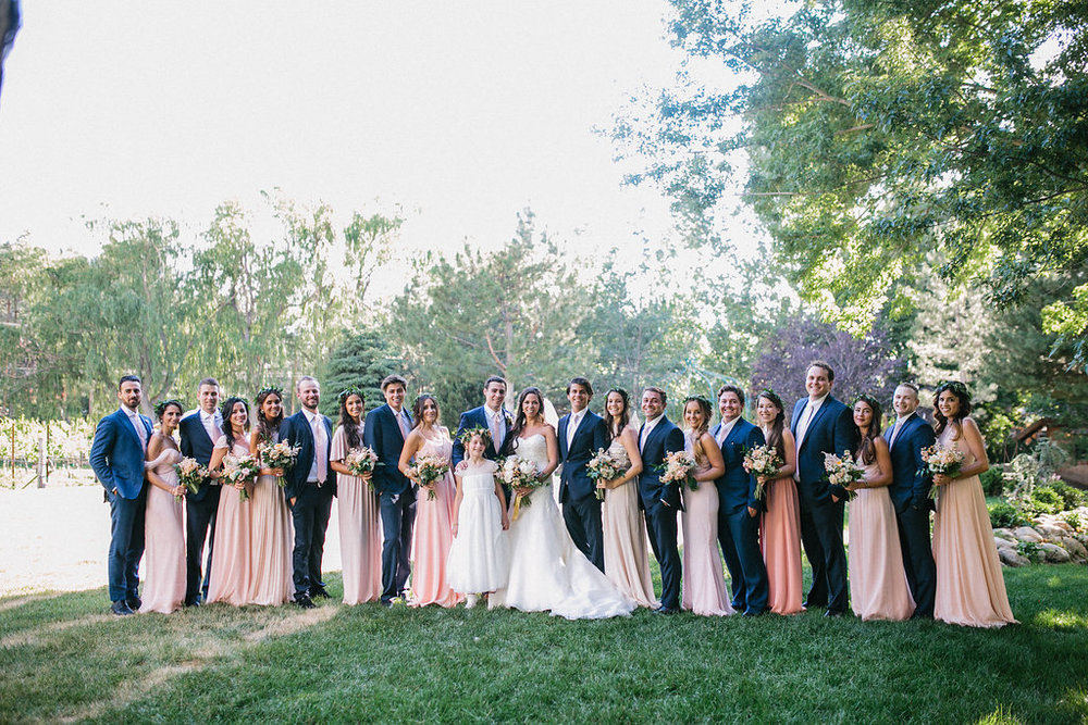 La Caille Wedding Designed and Planned by Michelle Leo Events | Photography by Jacque Lynn