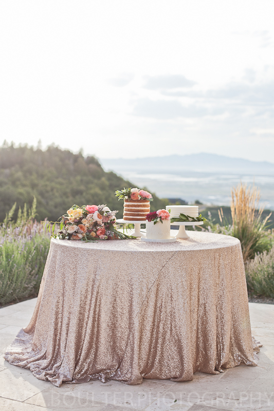 Backyard Summer Nuptials | Backyard Wedding | Blush and Rose Gold Wedding | Michelle Leo Events | Utah Event Planner and Designer | Sara Boulter Photography