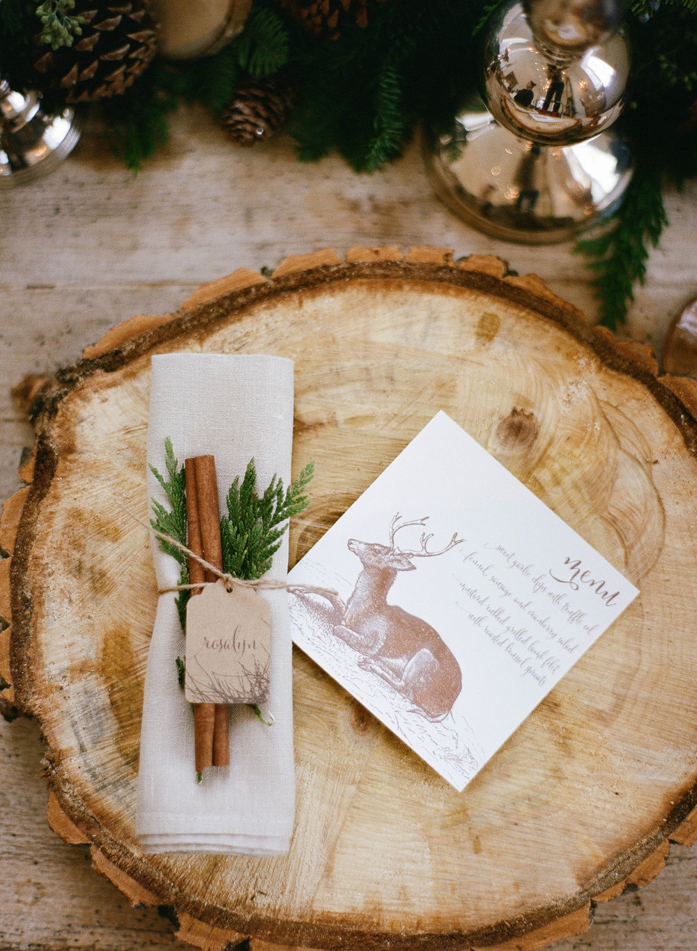 Cozy Winter Wedding Inspiration | Romantic Winter Wedding Inspiration | Washington Schoolhouse Wedding | Michelle Leo Events | Utah Event Planner and Designer | Jacque Lynn Photography