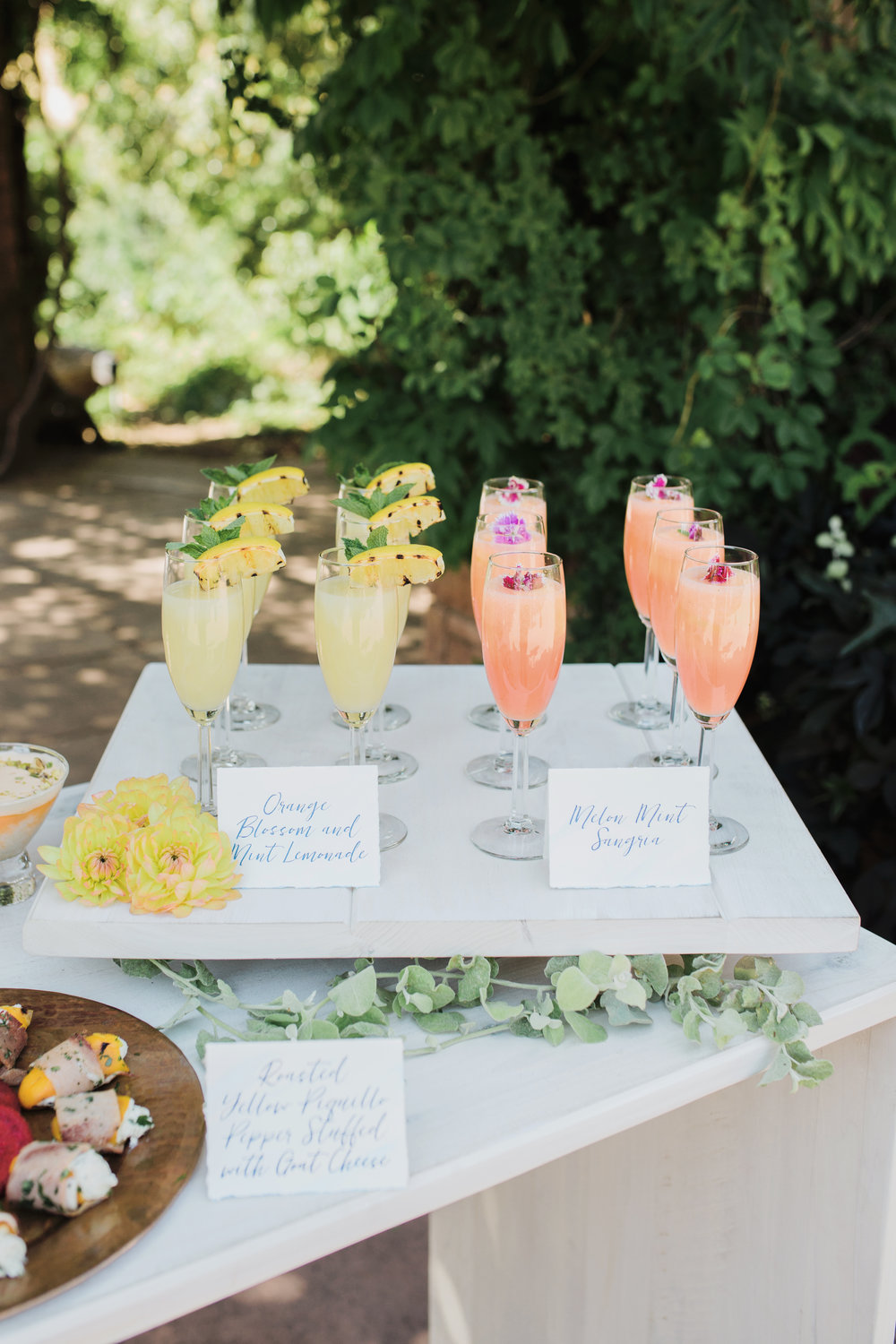 Bohemian-Desert Inspired Bridal Brunch Bites | Rocky Mountain Bride Magazine | Boho Wedding Inspiration | Michelle Leo Events | Utah Event Planner and Designer | Alixann Loosle Photography