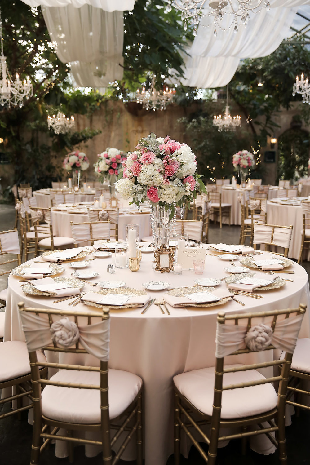 Fairytale Wedding at La Caille | La Caille Wedding Wedding | Salt Lake City Wedding | Blush and Gold | Michelle Leo Events | Utah Event Planner and Designer | Pepper Nix Photography