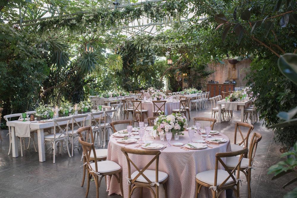 Garden Style Wedding at La Caille | La Caille Wedding | Salt Lake City Wedding | Blush Wedding | Michelle Leo Events | Utah Event Planner and Designer | McKenzie Deakins Photography