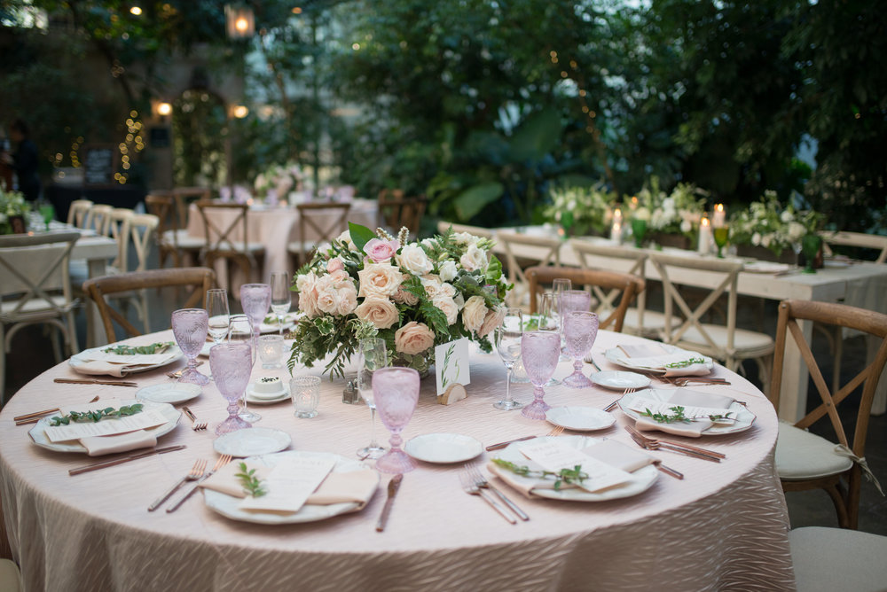 Garden Style Wedding at La Caille | La Caille Wedding | Salt Lake City Wedding | Blush Wedding | Michelle Leo Events | Utah Event Planner and Designer | McKenzie Deakins Photography
