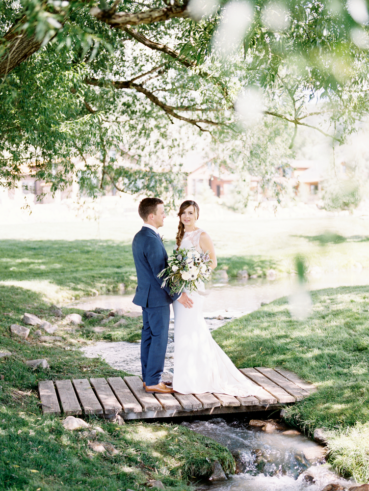 Alfresco-Style Wedding | High Star Ranch Wedding | Michelle Leo Events | Utah Event Planner and Designer | Britt Chudleigh Photography