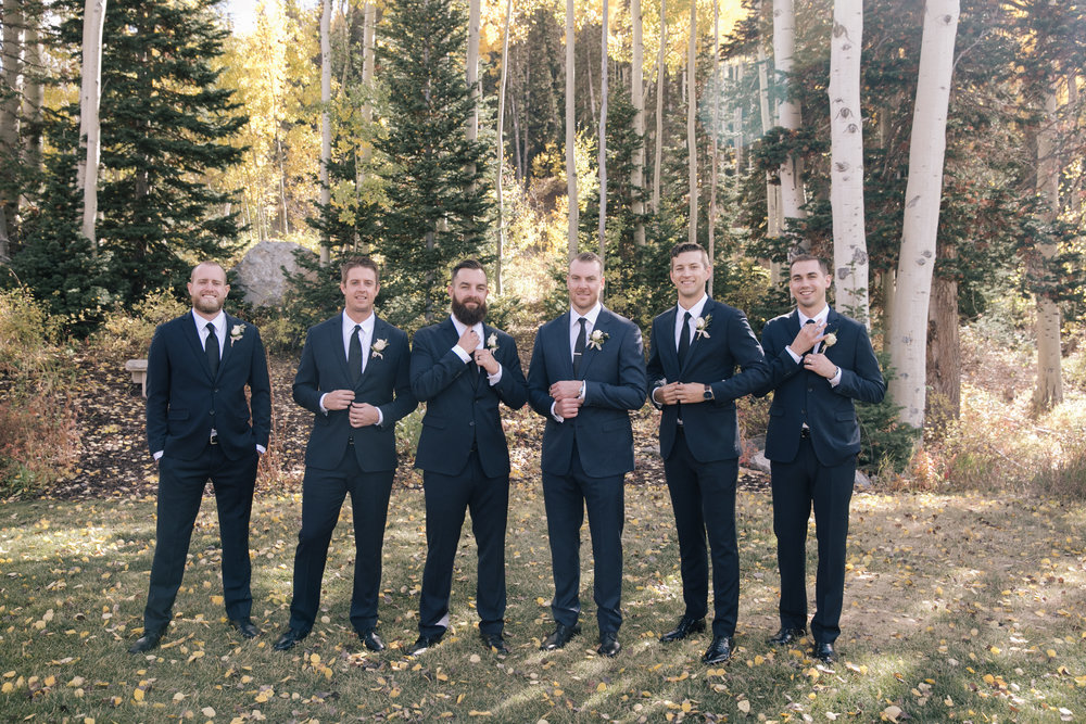 Expectations of the Best Man and Groomsmen | Bachelor Party | Michelle Leo Events | Utah Event Planner and Designer