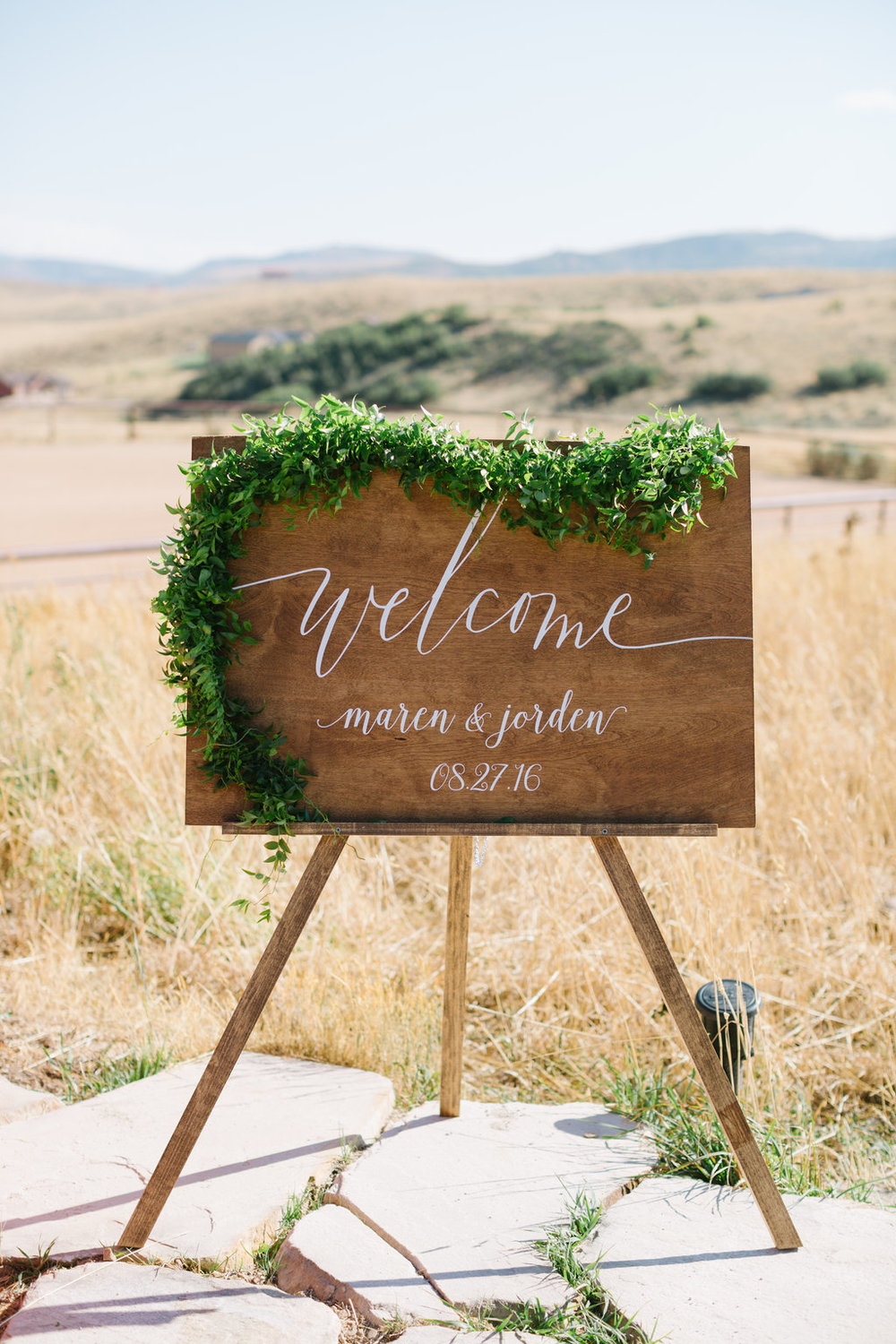Tag Ranch Wedding | Rustic Elegant Wedding | Michelle Leo Events | Utah Event Planner and Designer | Heather Nan Photography