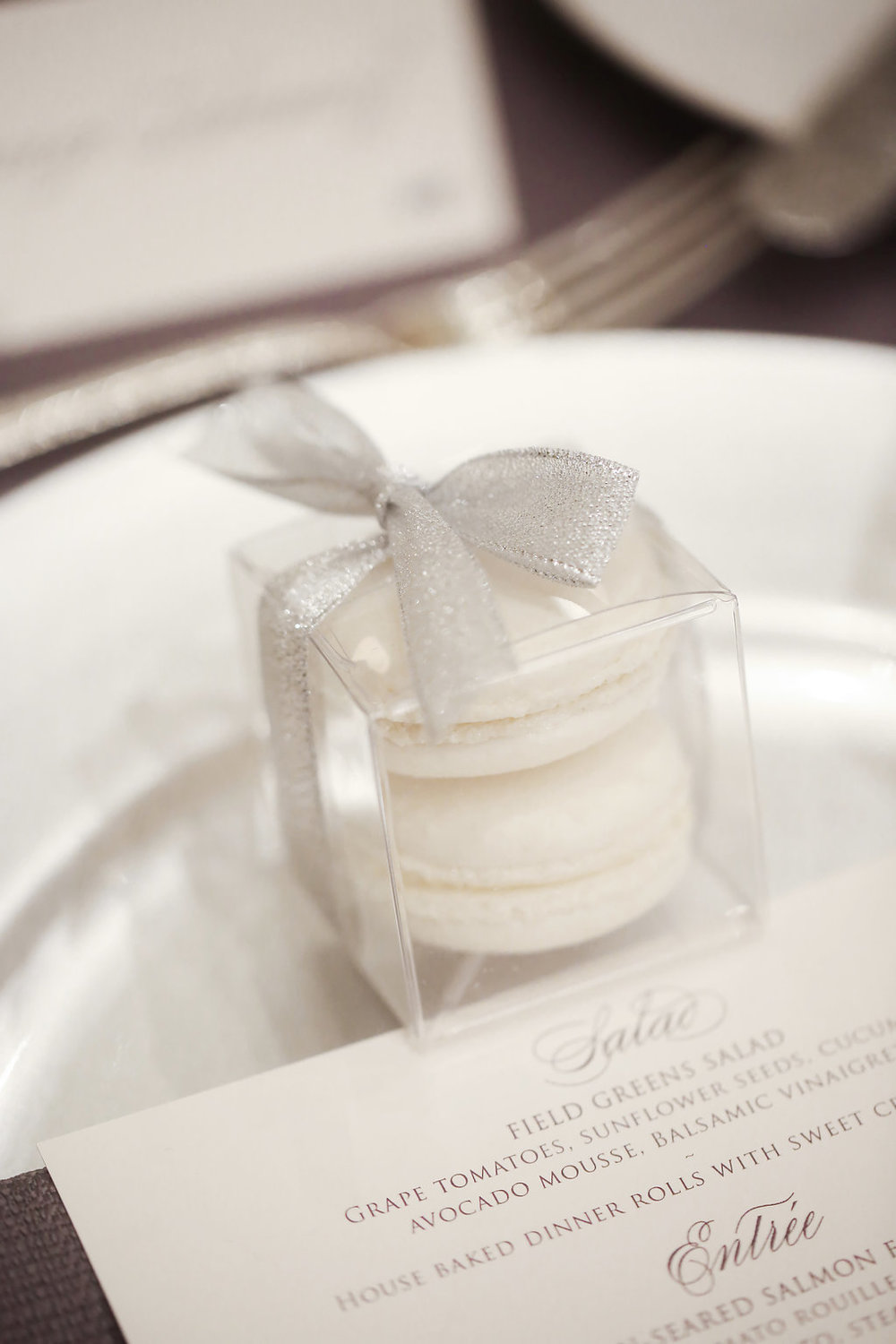 Olivia & Geoff\'s White Winter Wedding at the Grand America ...