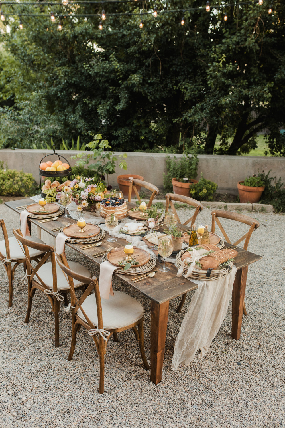 Italian Summer Wedding | Italian Inspired Wedding | Natural Wedding Details | Michelle Leo Events | Utah Event Planner and Designer | Alixann Loosle Photography