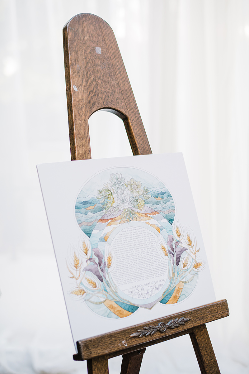 Monet Inspired Wedding | Watercolor Design | Hotel Emma Wedding | San Antonio Texas Wedding | Michelle Leo Events | Texas Event Planner and Designer | Heather Nan Photography