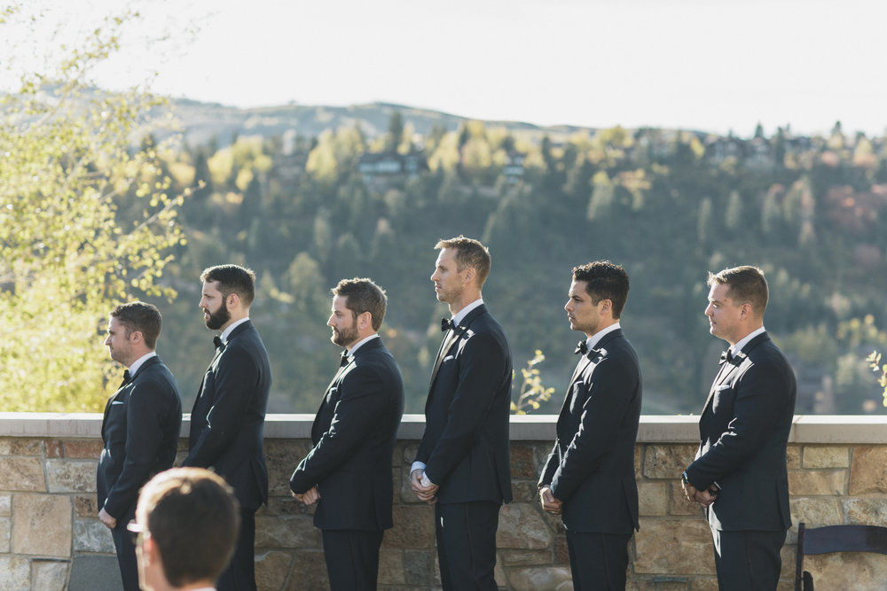 Fall Wedding | Mountain Wedding | Blush and Burgundy | Deer Valley | Michelle Leo Events | Utah Event Planner and Designer | Alixann Loosle Photography