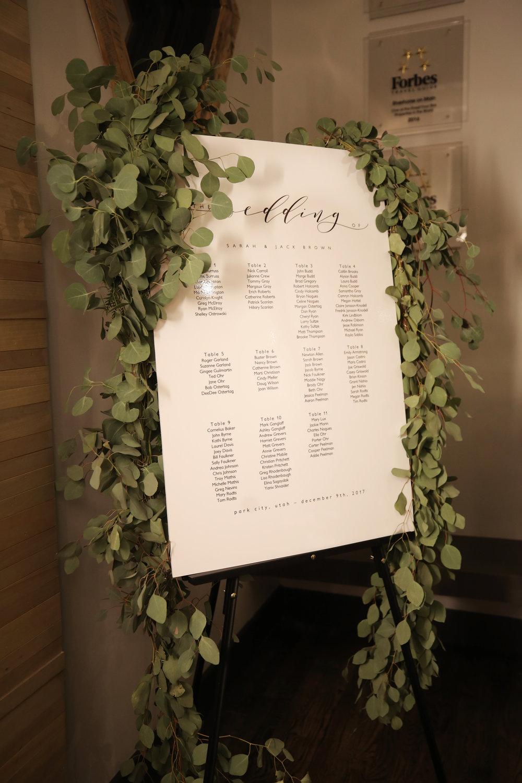 Park City Winter Wedding | Black and White Wedding | Waldorf Astoria Park City | Riverhorse on Main | Michelle Leo Events | Utah Event Planner | Pepper Nix Photography