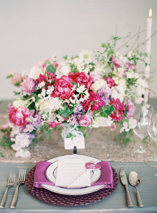 Valentine Decor Inspiration | Orchid, Pink, and White Decor | Romantic Wedding Inspiration | Michelle Leo Events | Utah Event Planner and Designer | Jacque Lynn Photography