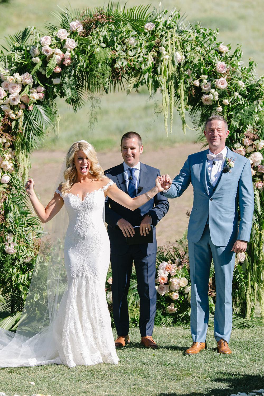 St. Regis Deer Valley Wedding | Summer Wedding | Blush and Cream Decor | Contemporary Wedding Design | Michelle Leo Events | Utah Event Planner and Designer | Heather Nan Photography