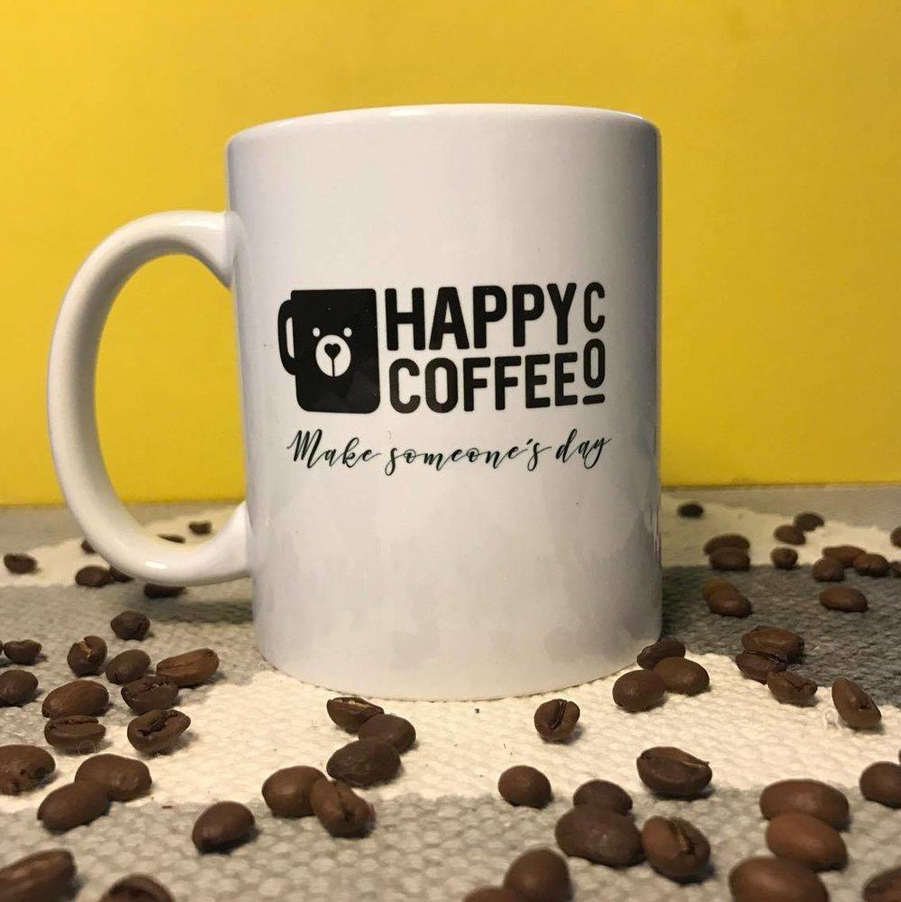 Happy Coffee Sneak Peak