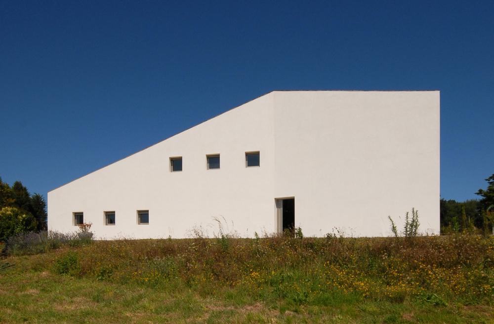 Casa Ameneiral (Estudio Carlos Salazar Arquitectos)