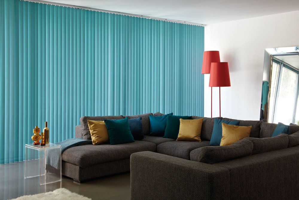 2 for £149    Pvc Vertical Blinds   *Size Restrictions apply