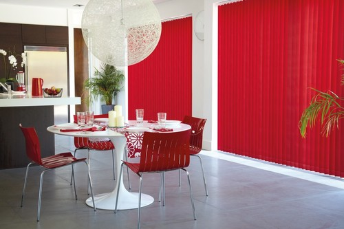 Colourful Kitchen Blind