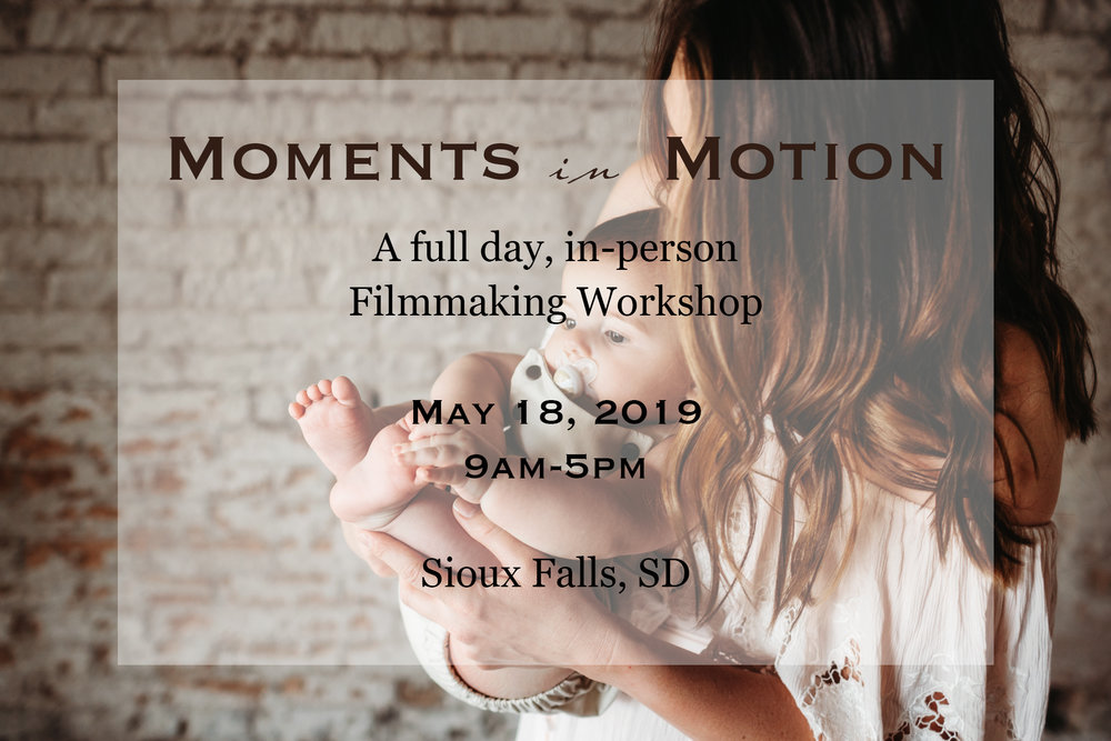 Moments in Motion | May 18, 2019