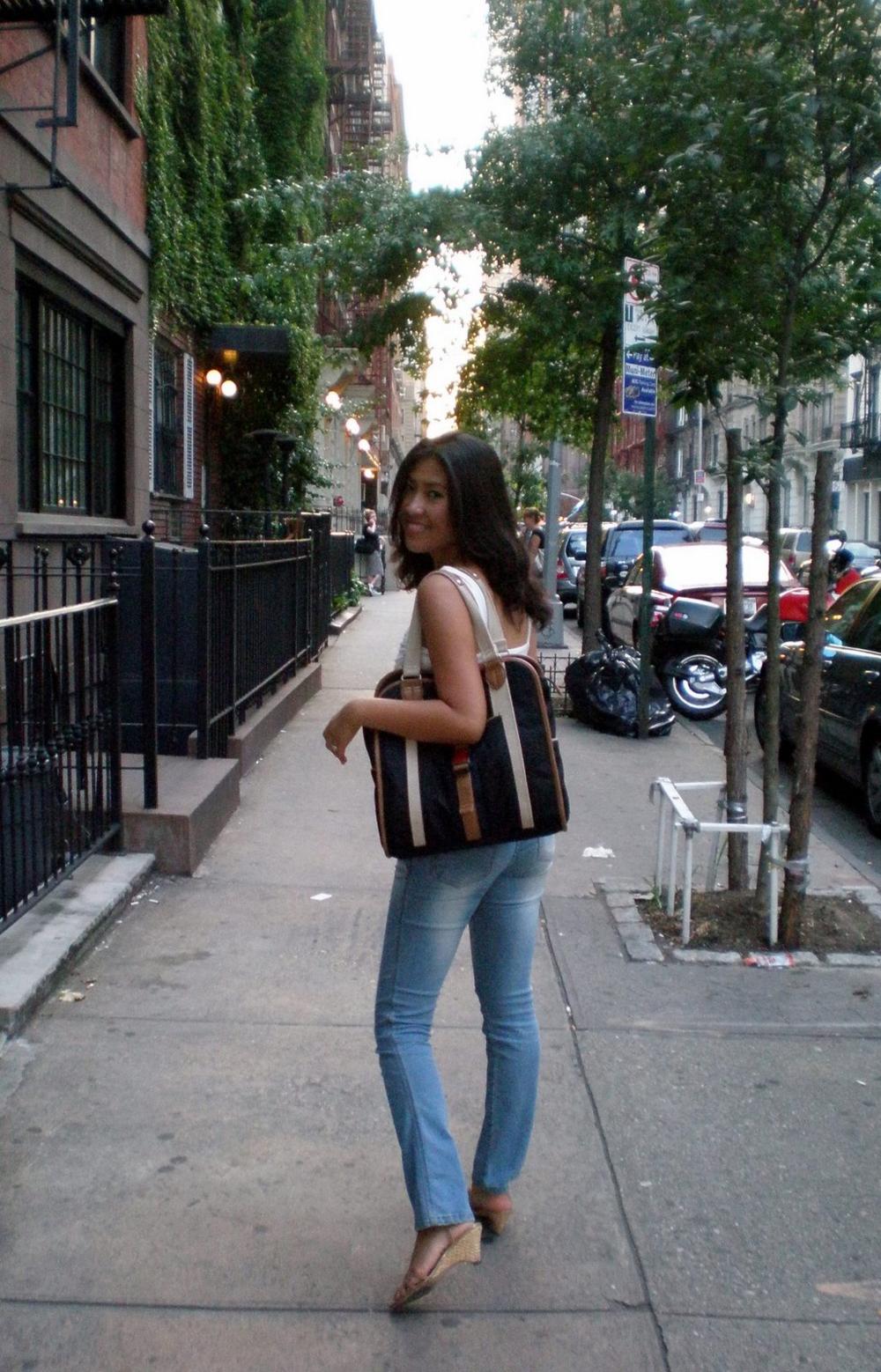 at East Village, 2008