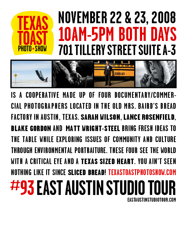 E.A.S.T. flyer, designed by Kate Iltis