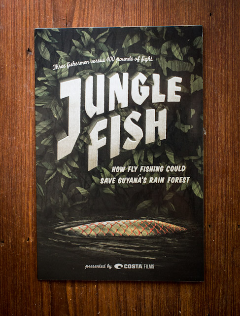 Jungle Fish DVD
