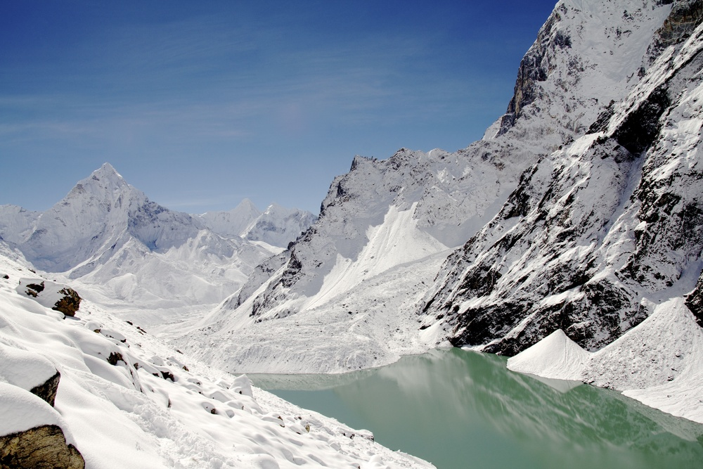 Snow Mtns