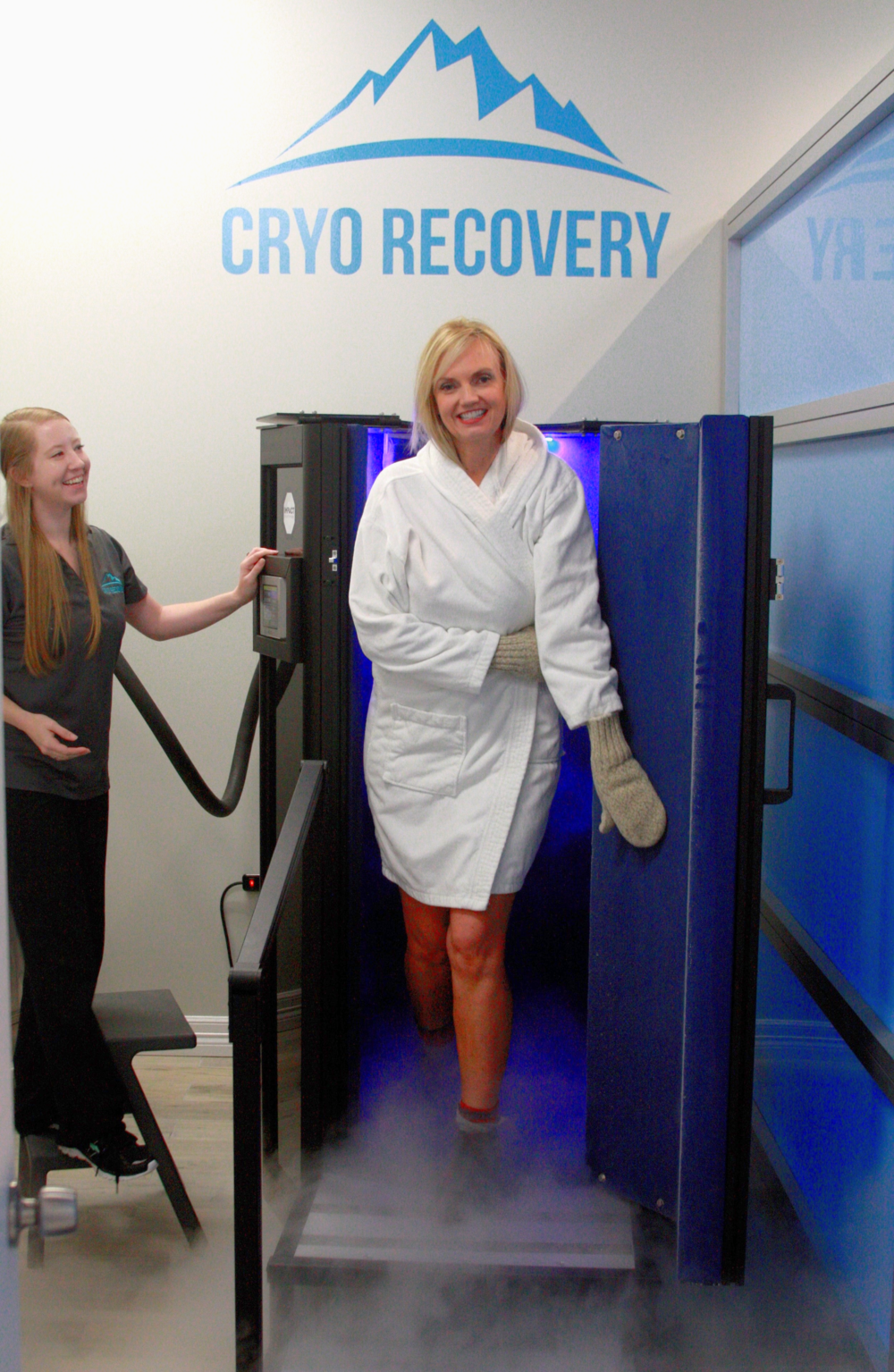 Houston Cryotherapy spa | Cryo Recovery