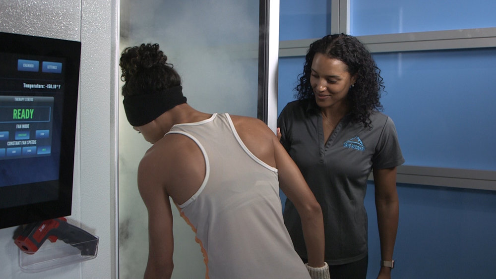 Whole body cryotherapy in Houston, TX | Cryo Recovery