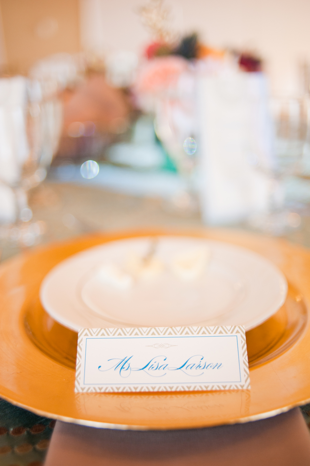 Wedding - Place Card