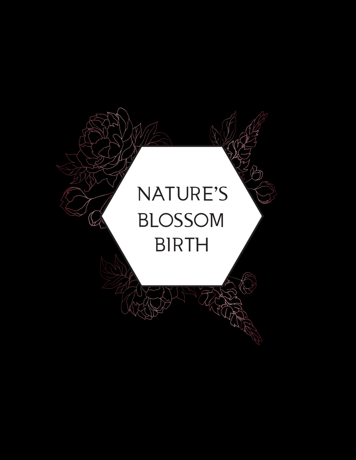 Nature's blossom birth
