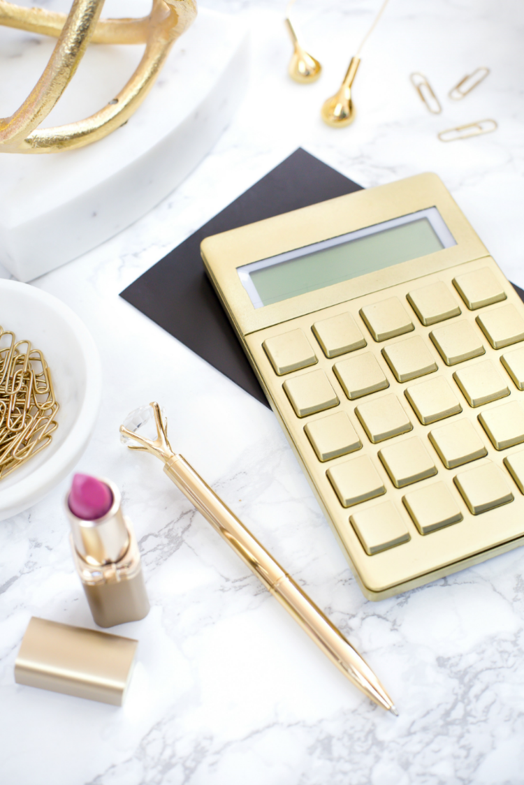 Mompreneur on Fire - Gold Calc